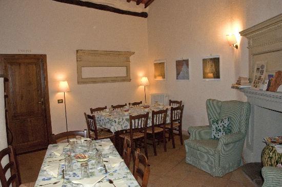 Locanda Petrella: Sala colazione