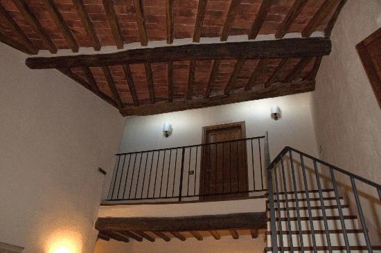 Locanda Petrella: Al piano superiore