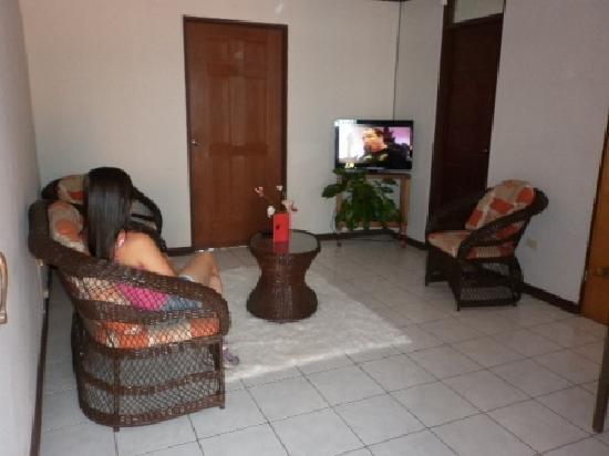 Hostel Sabana : Lobby