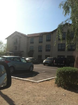 Residence Inn Phoenix Goodyear: Part of the hotel