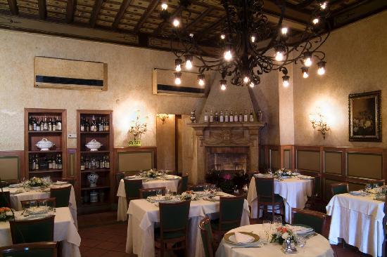 Ristorante paris in trastevere rome trastevere for La vecchia roma ristorante roma