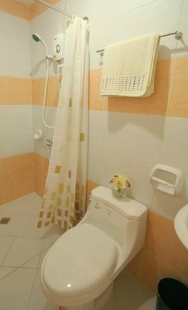 "Robe""s Pension House : Bathroom"