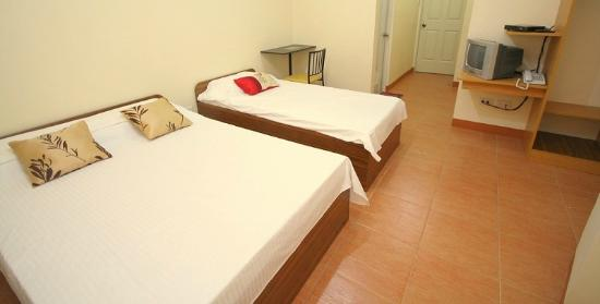 """Robe""""s Pension House: Double/Triple Room"""