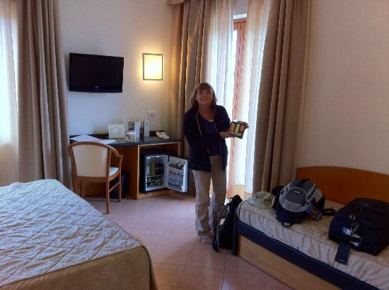 Hotel Caravel Sorrento: Clean and Tidy Rooms