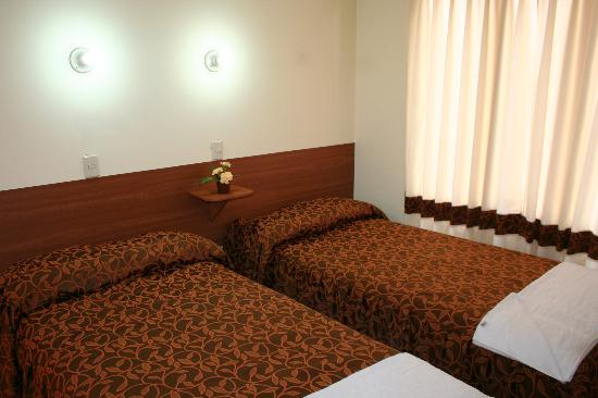 Picol Hostal: habitacion doble (2 camas)