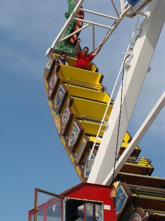 Miracle Strip Amusement Park: Sea Dragon