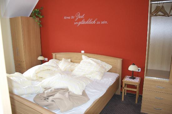 Cafe Maarblick: camera da letto