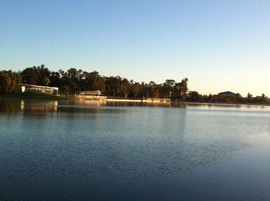 Victoria Park Lake