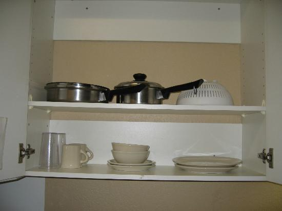 Extended Stay America - Ft. Lauderdale - Convention Center - Cruise Port: Kitchenware