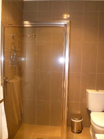 Silver Earth Accommodation: Large shower
