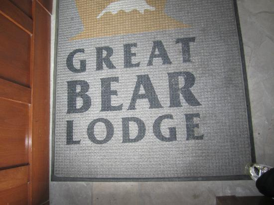Great Bear Lodge - Tahoe Mountain Lodging : Entry to room