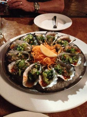 Muoi's Feast: Shanghai Oysters