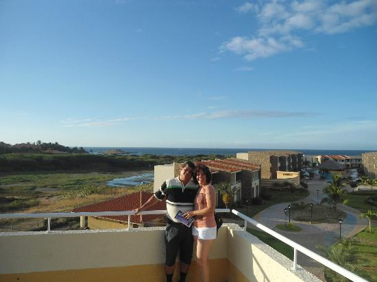 Hotel Kokobay: Terraza