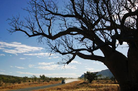 Australien: Driving the Savannah Way