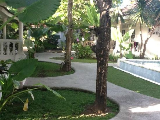 Gardenia Guesthouse: Tranquil setting