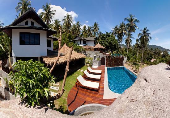 Koh Tao Heights Boutique Villas: Boutique Villa in Paradise