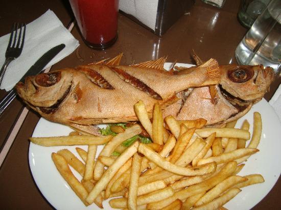 Restaurant Punto Criollo : Catalanas