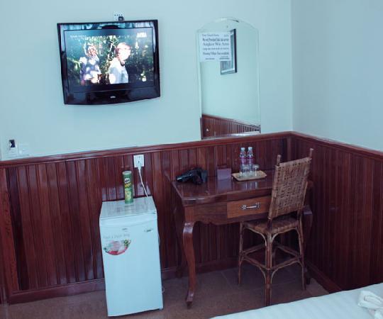 Siem Reap Garden Inn: Room Amenities