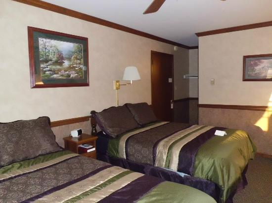 Homestead Lodging : Guest room