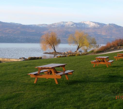 Casa Loma Lakeshore Resort: Views from the apartment