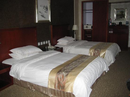 Xiang Da International Hotel: Large room