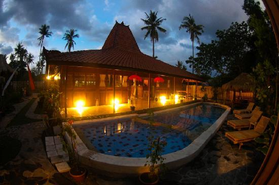Omah Gili Accomodation