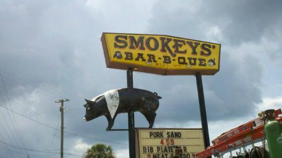 Smokey's Real Pit Bar-B-Que