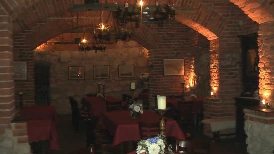 Guest Rooms Kosmopolita: Galicyjska restaurant dining area