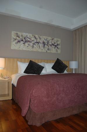 Fraser Place Kuala Lumpur: удобная кровать