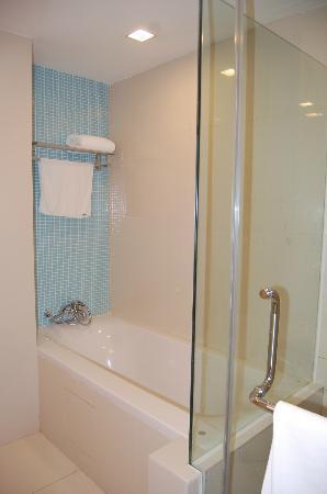 Fraser Place Kuala Lumpur: ванна