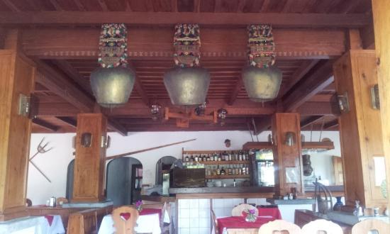 Hotel Los Heroes: Restaurant