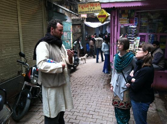 Varanasi Walks