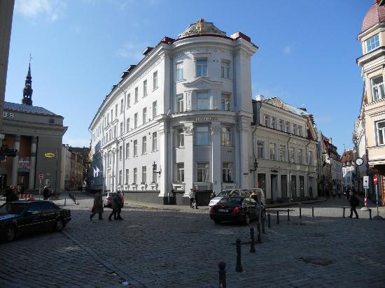My City Hotel Tallinn: Stilig hotell