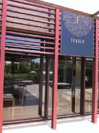 Favola at Le Meridien Chiang Rai Resort: โลโก้สวยดีนะ