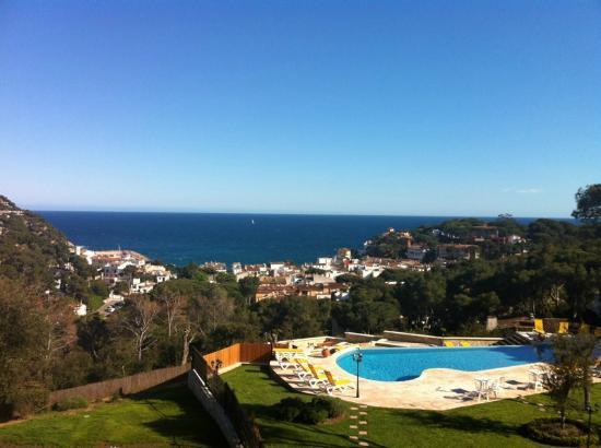 Hotel Blau Mar: Vistas desde la Habitación el mirador