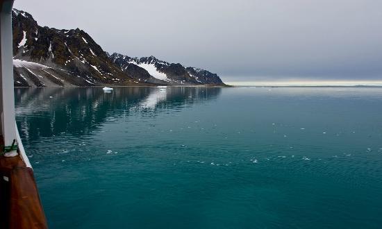 Spitsbergen, Noruega: Magdalenefjorden - Svalbard 79,6 degrees parallels