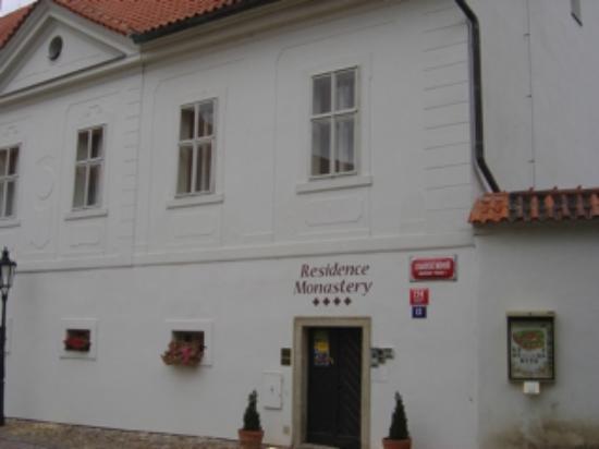 Hotel Monastery: Sleep in a 700 year old building