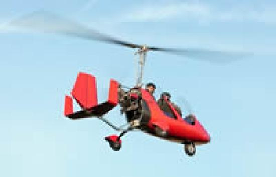 Heliworx Gyrocopter Flights- Day Tours