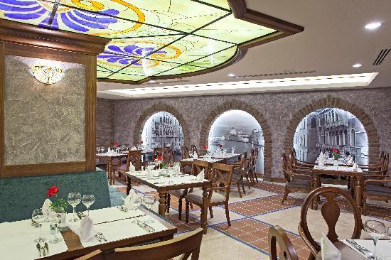 Sirene Belek Hotel: Limone A La Carte Italian Restaurant
