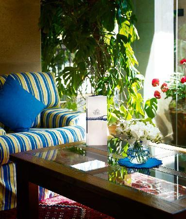 Hotel Cala Sant Vicenc: Interiores