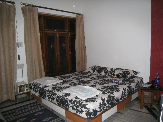 N.Homestay: Our spacious room