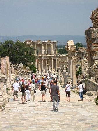Ephesus Tours Way -  Day Tours