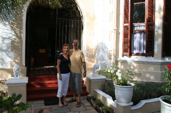 Carmichael Guesthouse: Yves & Valerie