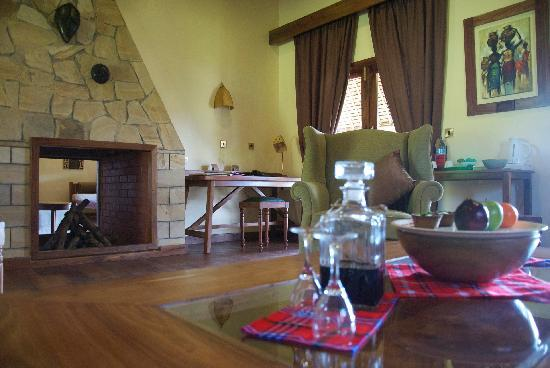 Neptune Ngorongoro Luxury Lodge: suites