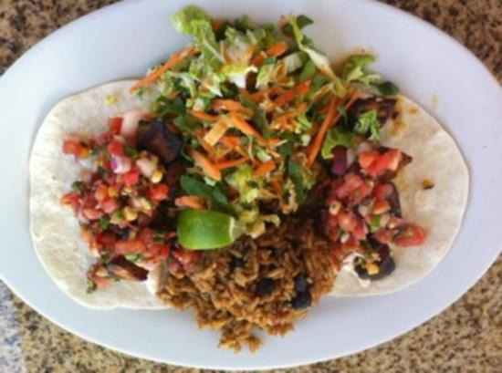 The Mansion: Fish Tacos
