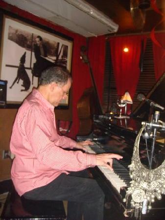 Carli's Fine Bistro & Piano: and carli, you will have to come back!