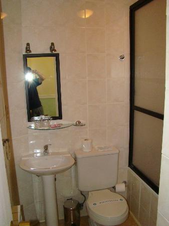 Charles Darwin Hotel: Bathroom