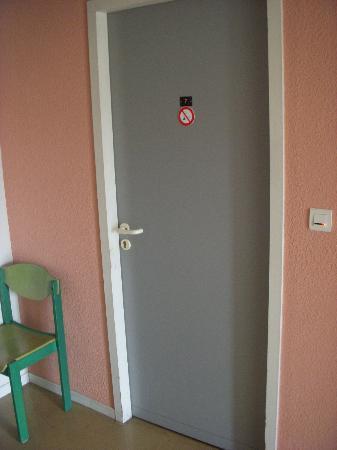 Hotel Cote Sud : esterno camera
