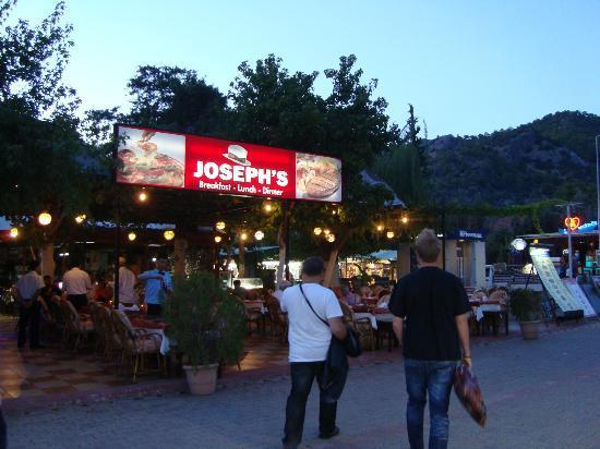 Joseph's Restaurant : Josephs Restaurant