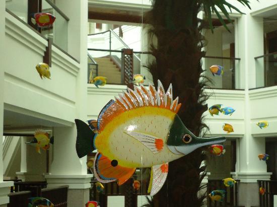 โรงแรมกู้ดวิว ซานเจม - ทังเซีย: inside verandah
